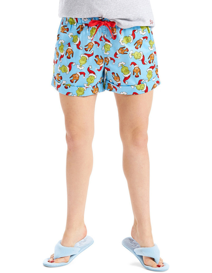 'The Grinch' Gring Cotton Short 813109 image 1