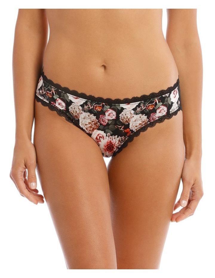 Poppy Bikini in Black image 1