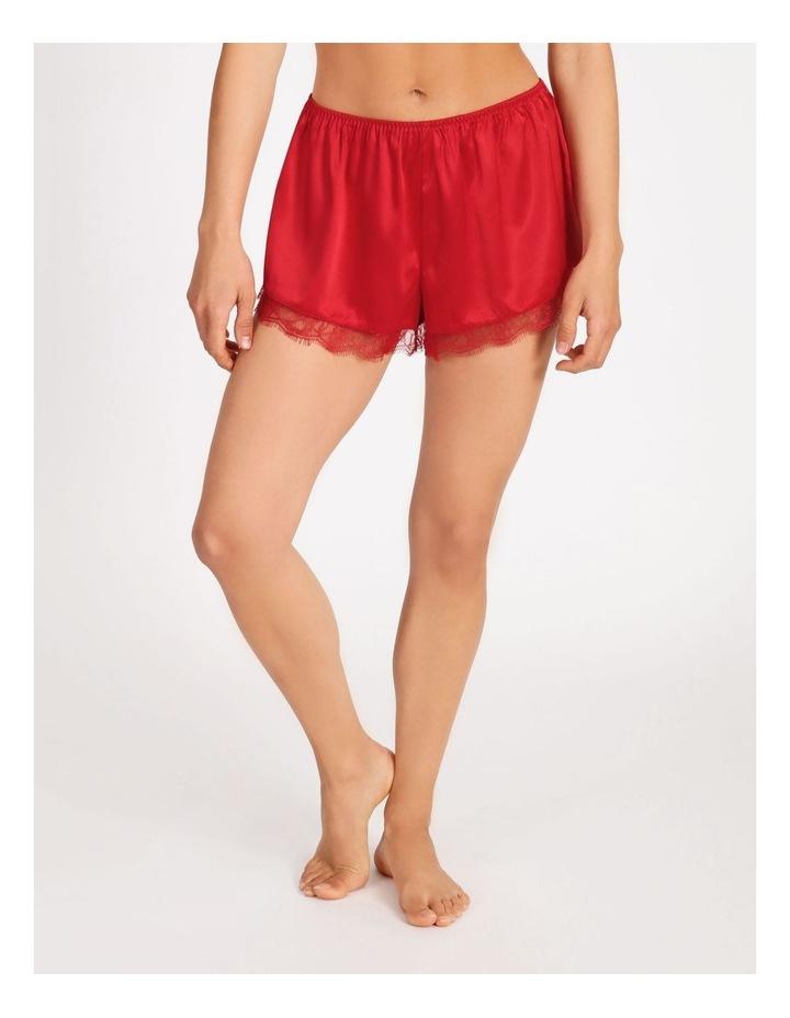 Ayla Boxer Short with Lace image 1