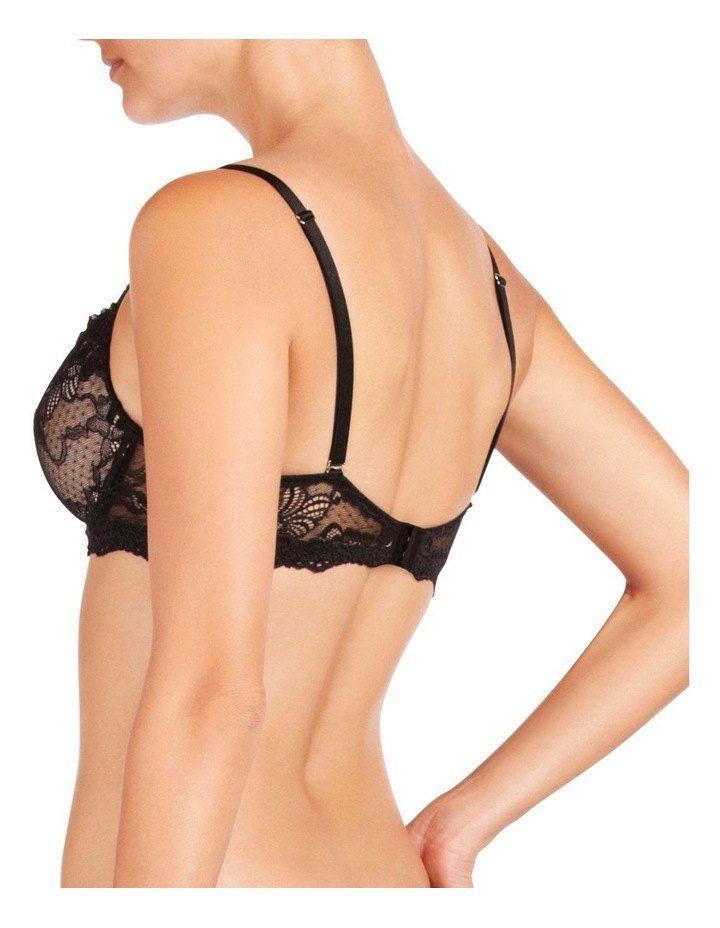 My Fit Lace OMB Push-Up Plunge Bra P86-4053F image 2
