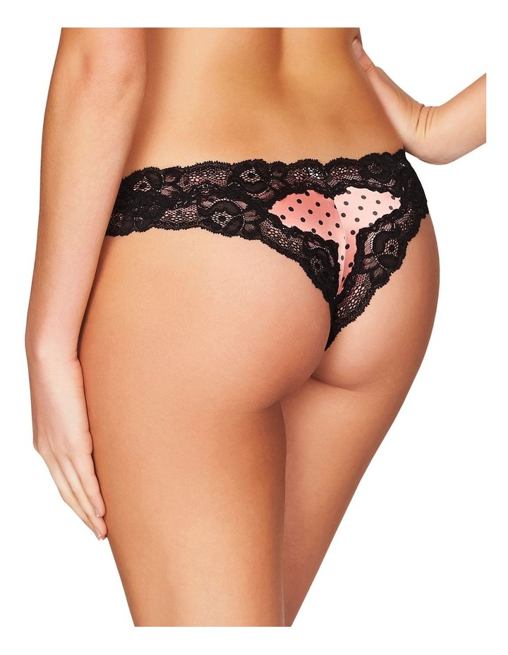 Pleasure State Pallina Thong Brief P37-2421W image 2