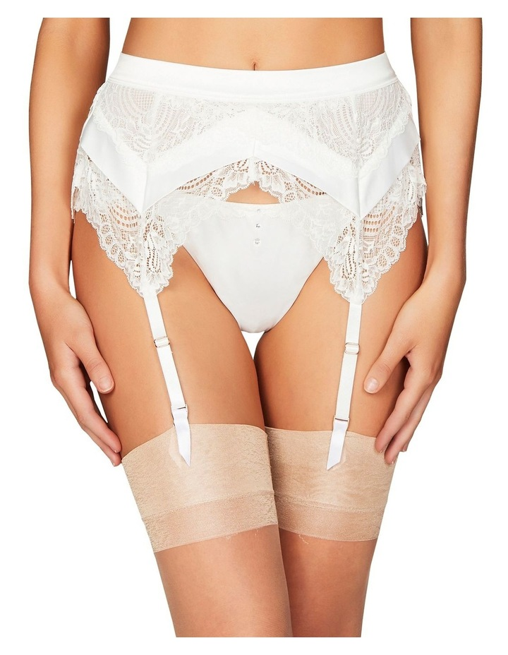 Satensi Suspender Belt P11-2424W image 1