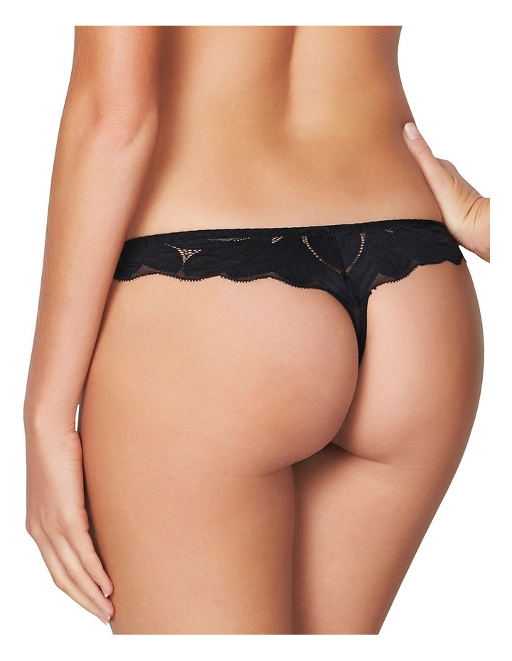Sienna Siesta Thong Brief H37-1550 image 4