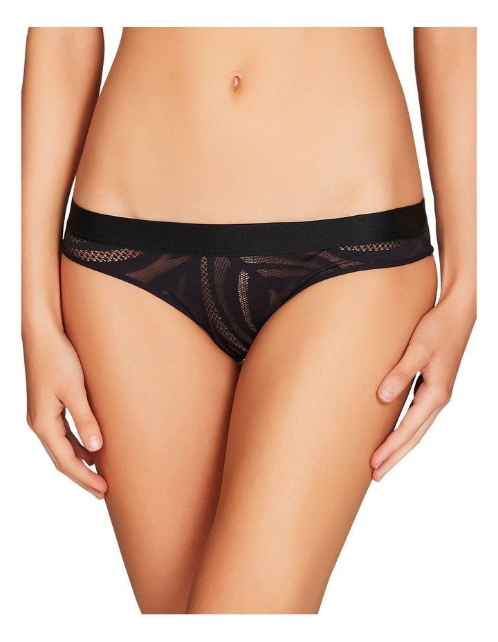 HKI Lace Crop Bikini Brief H30-1589B image 1