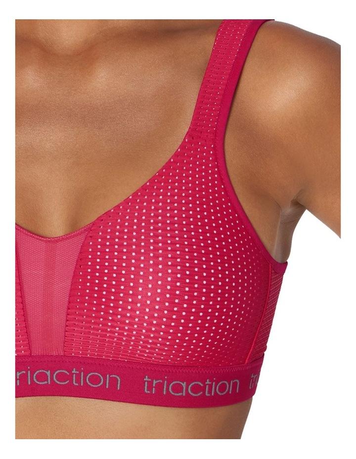 Triaction Energy Lite sports bra image 4