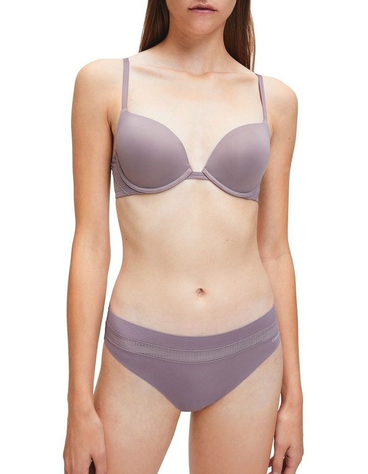 Perfectly Fit Flex Plunge Push-Up Bra image 1