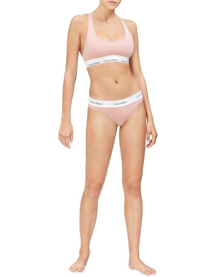 Modern Cotton Bralette Bra image 1