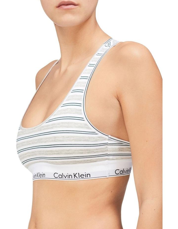 Modern Cotton Bralette Bra image 3