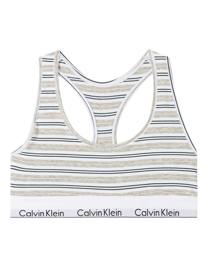 Modern Cotton Bralette Bra image 4