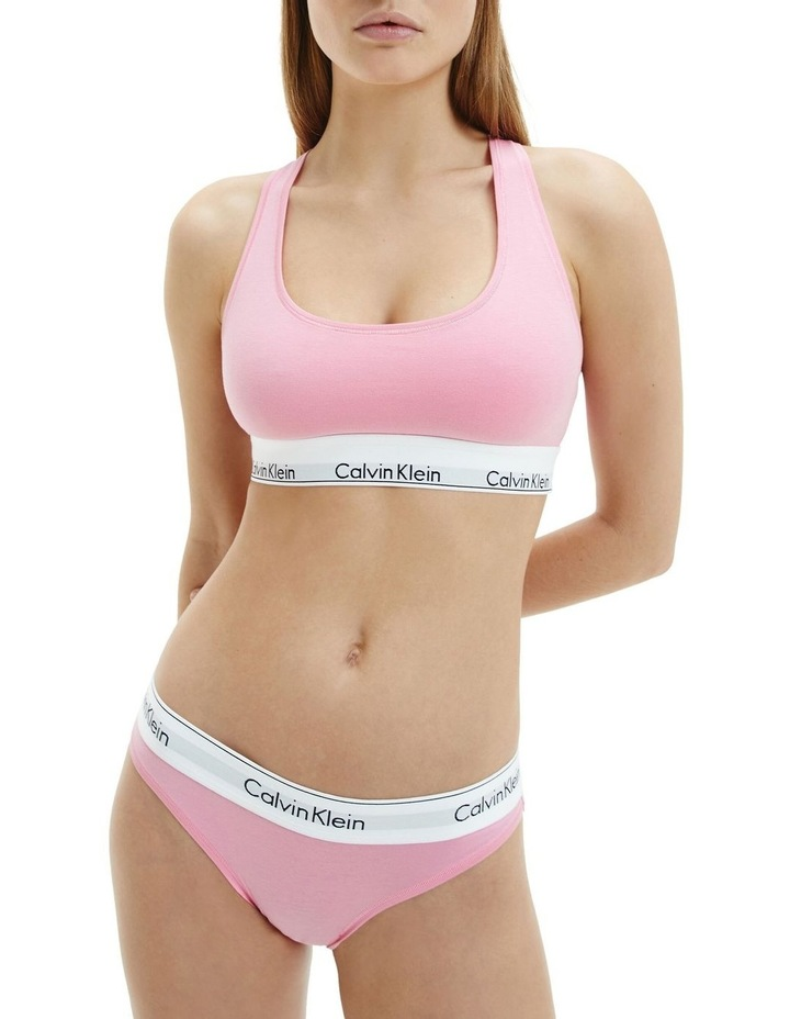 Calvin Klein Modern Cotton Unlined Bralette image 1