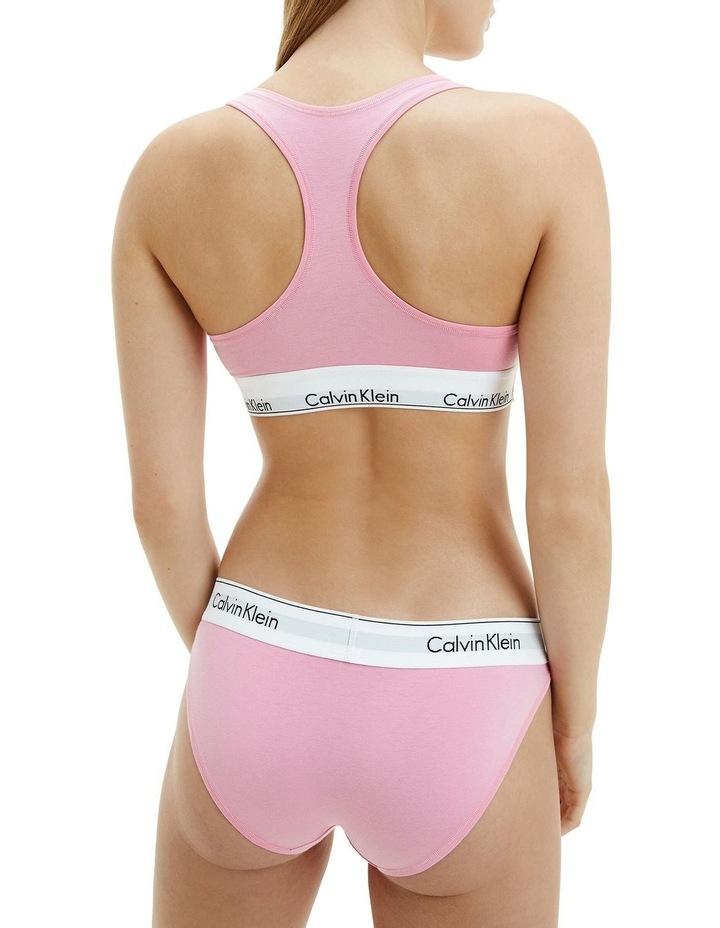 Calvin Klein Modern Cotton Unlined Bralette image 2