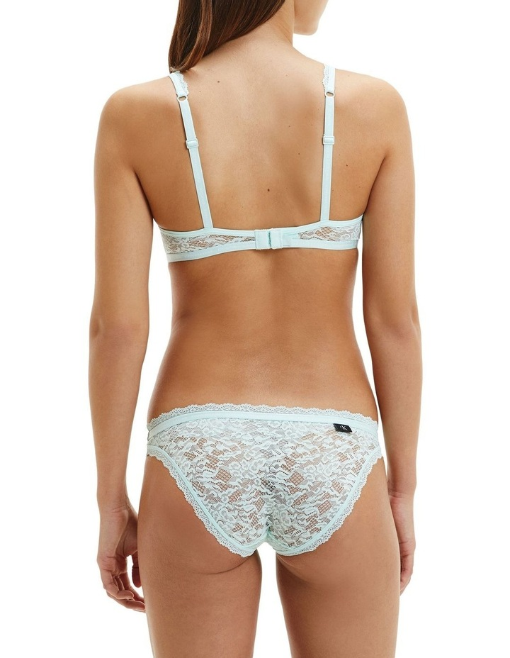 CK One Lace Lightly Lined Triangle image 2