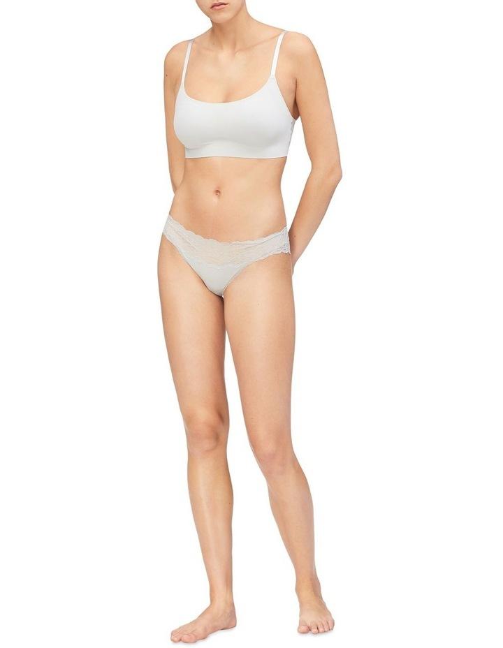 Seductive Comfort with Lace Bikini Brief image 2