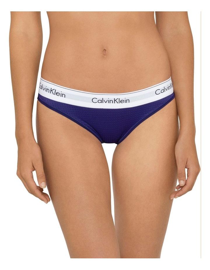 Calvin Klein Modern Cotton (Perforated Micro) Bikini image 1