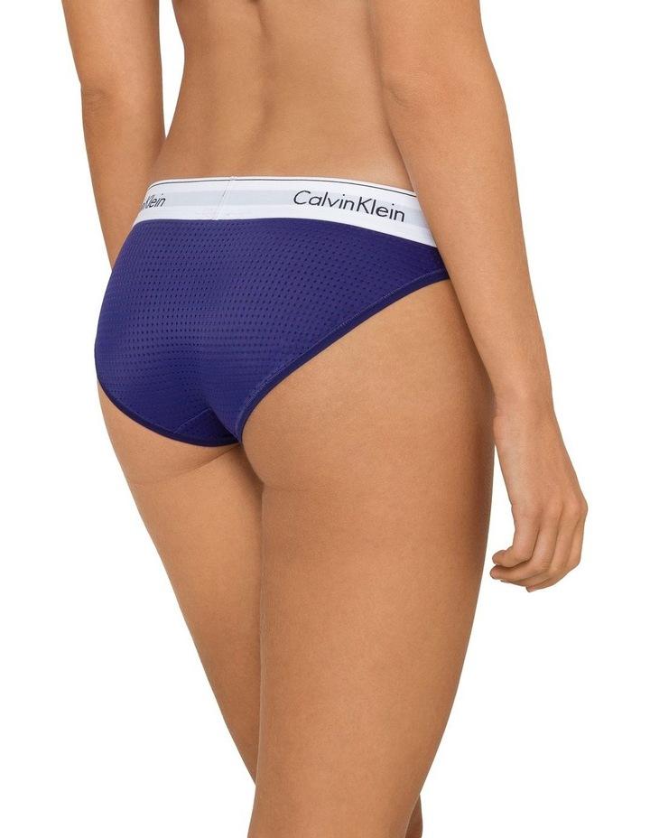 Calvin Klein Modern Cotton (Perforated Micro) Bikini image 2
