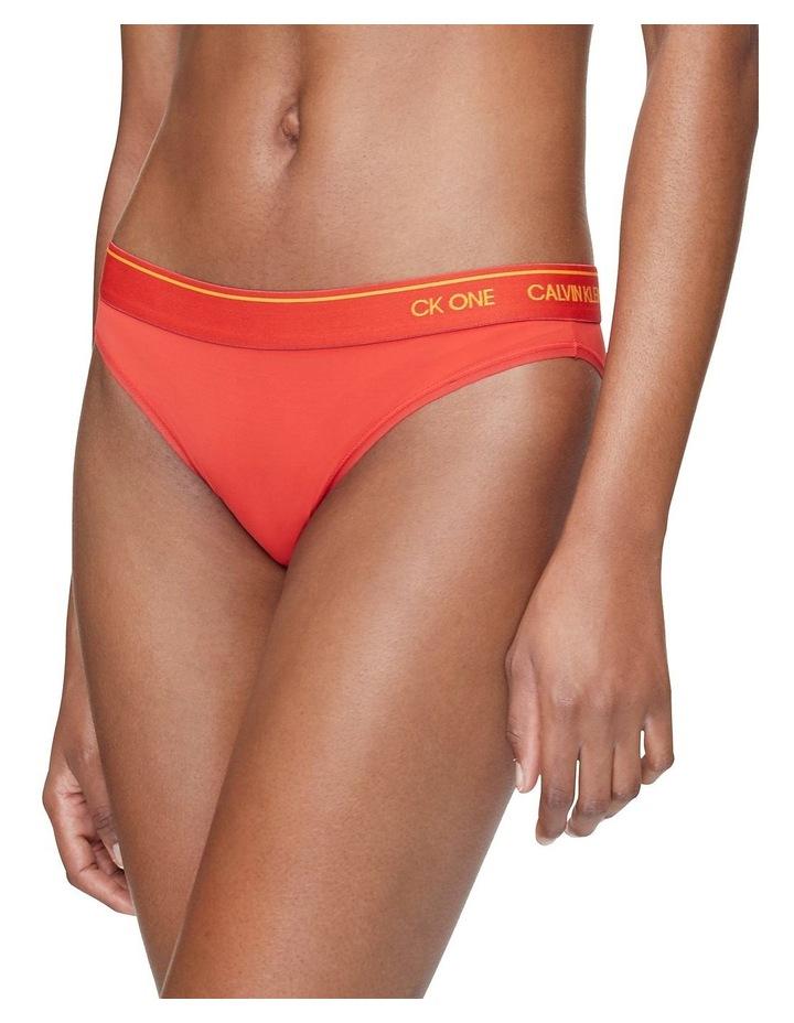 CK ONE Micro Bikini Brief image 3