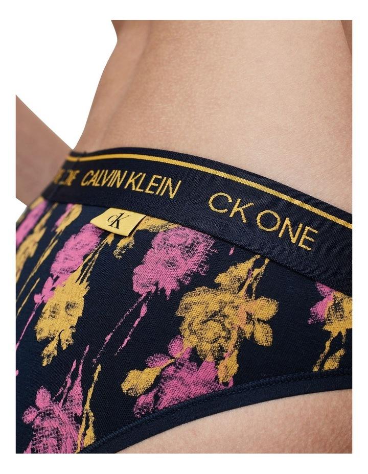 CK ONE Cotton Bikini Brief image 3