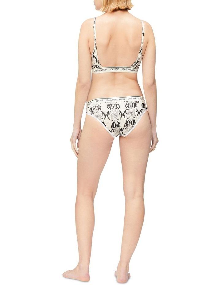 Cotton Bikini Brief image 3