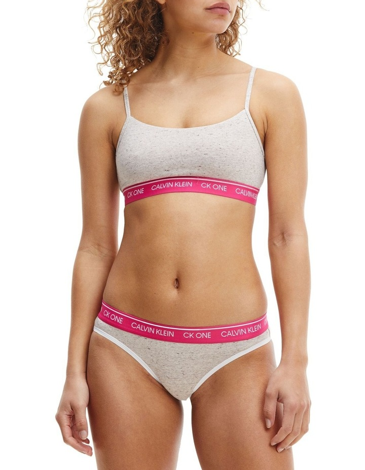 CK One Cotton Bikini Brief image 1
