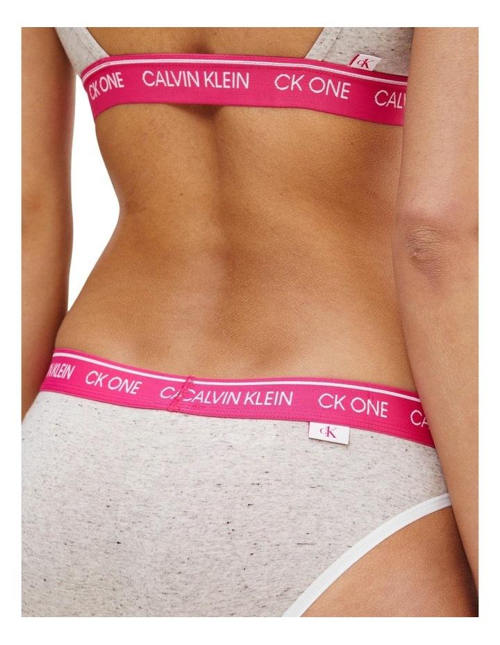 CK One Cotton Bikini Brief image 2
