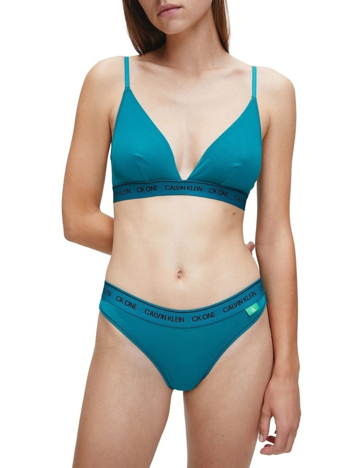 CK ONE Recycled Bikini Brief image 1