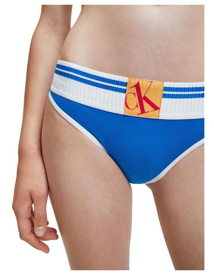 CK ONE Sock Bikini Brief image 2