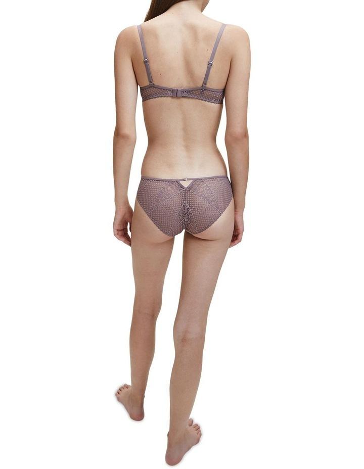 Triangle Lace Bikini Brief image 3