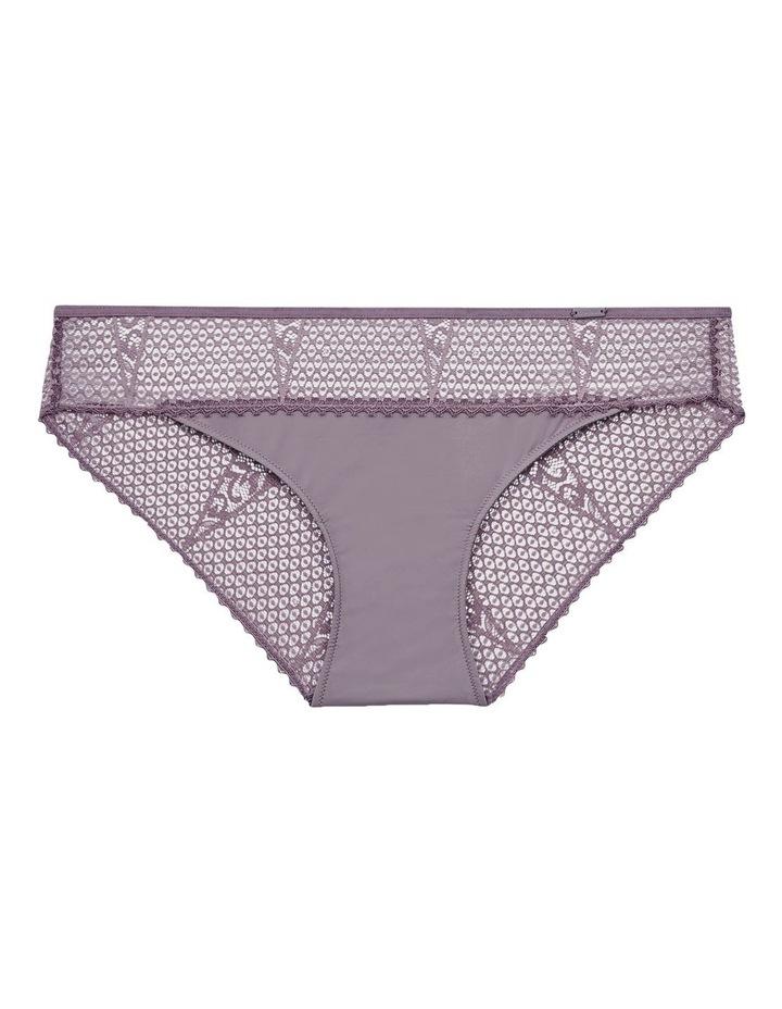 Triangle Lace Bikini Brief image 4