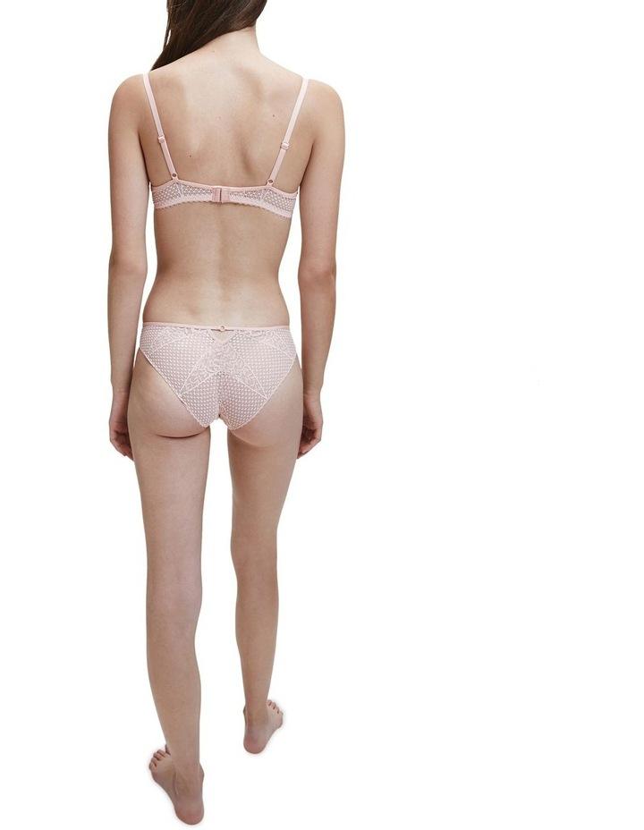 Triangle Lace Bikini Brief image 2
