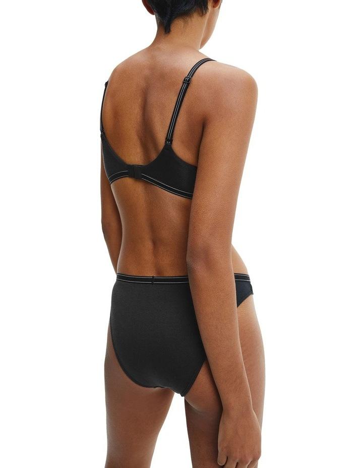 Pure Ribbed Bikini Brief image 2