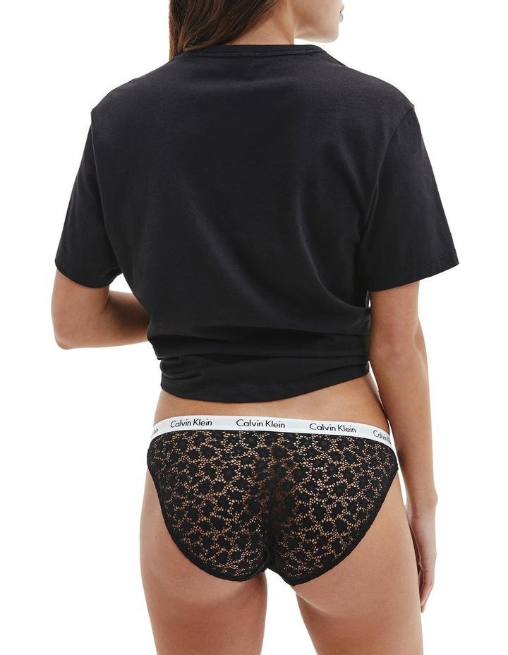 Carousel Lace Bikini Brief image 2