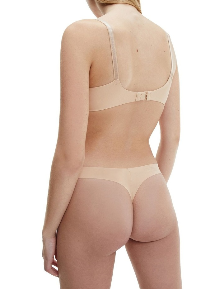 Invisibles Thong Light Camel image 2