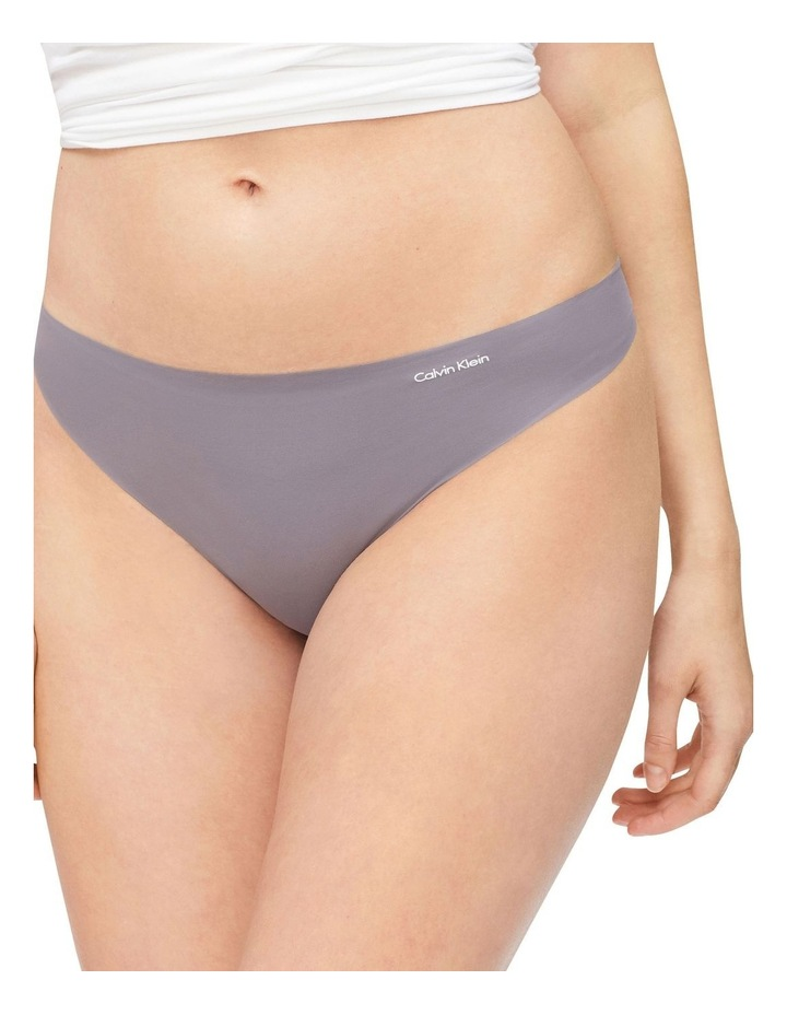 Brief Program Invisibles Thong Brief D3428 image 4
