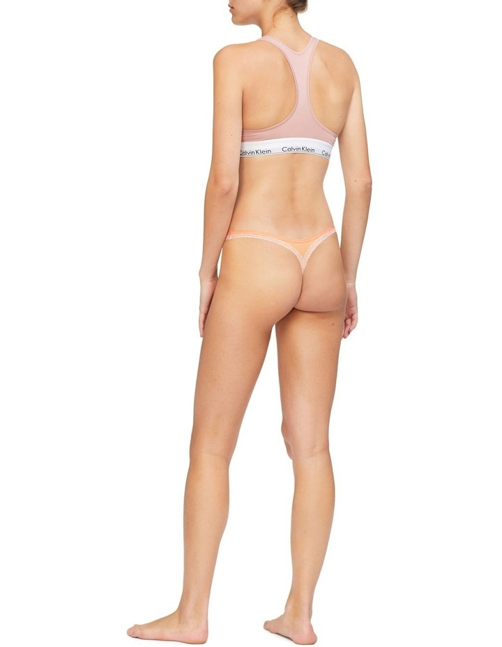 Brief Program Bottoms Up Thong Brief D3445 image 2
