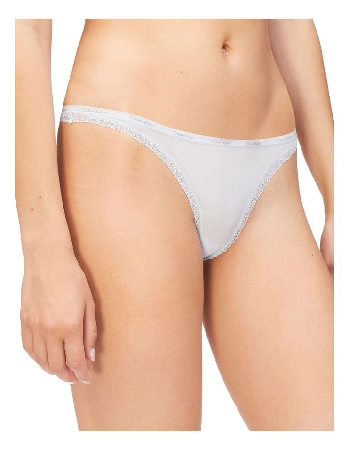 Brief Program Bottoms Up Thong Brief D3445 image 1
