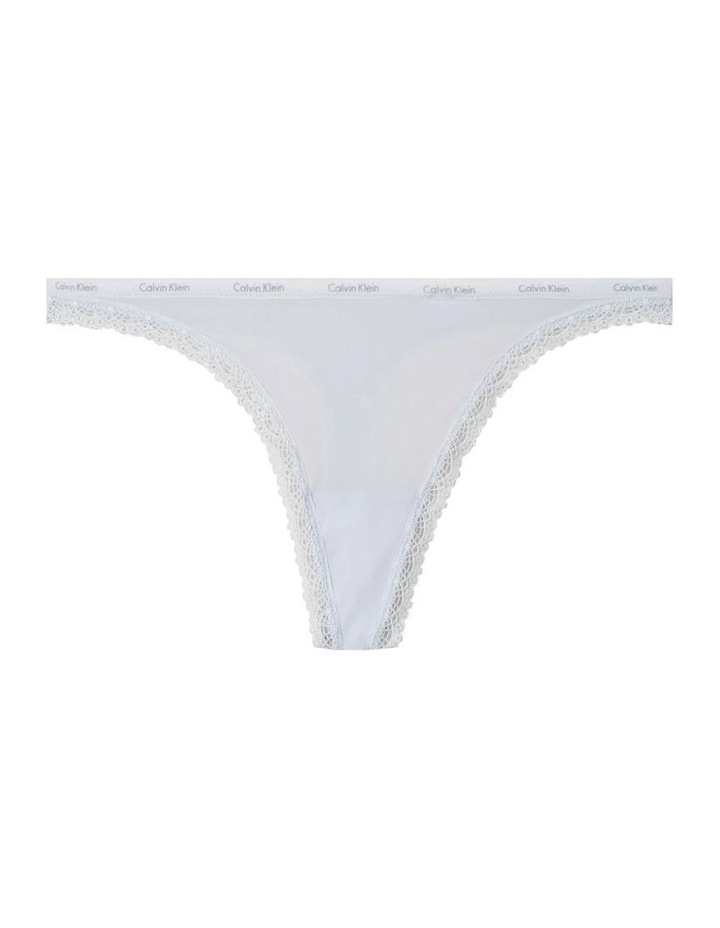 Brief Program Bottoms Up Thong Brief D3445 image 4