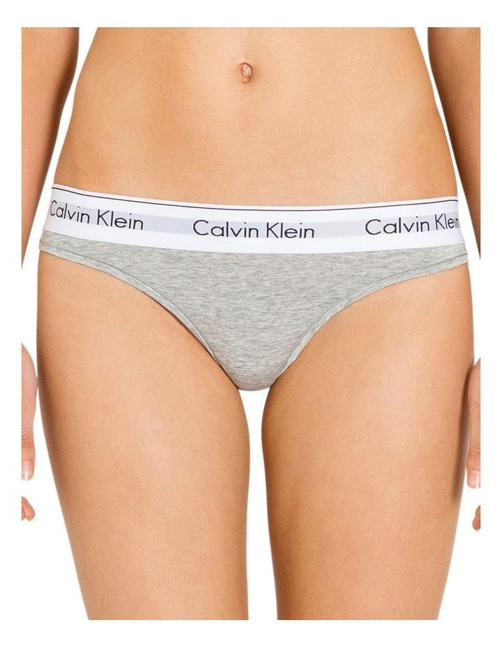 Modern Cotton Thong image 1
