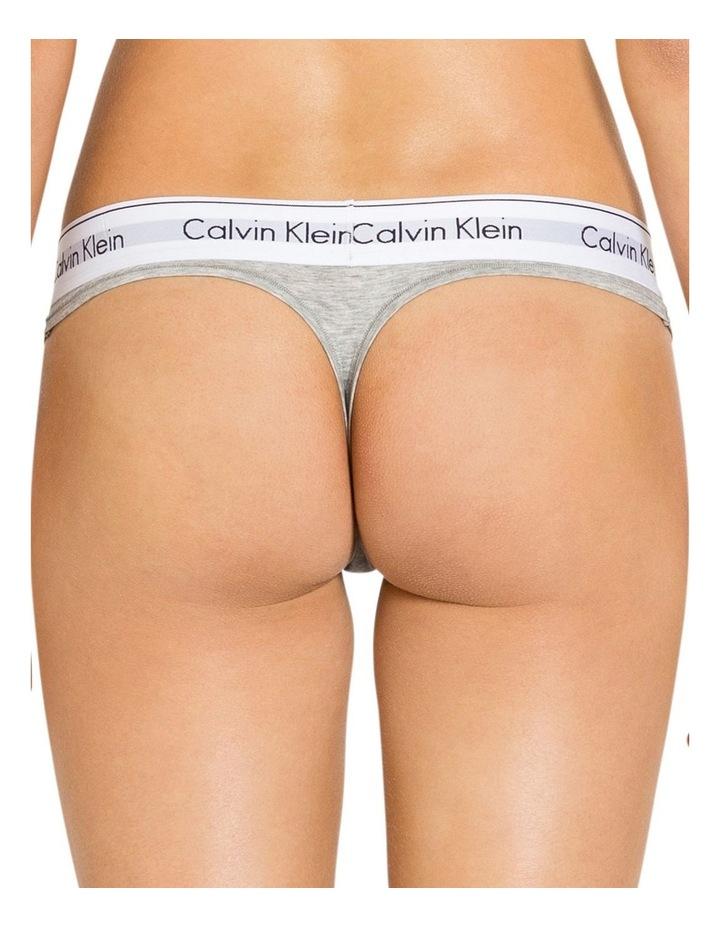 Modern Cotton Thong image 2