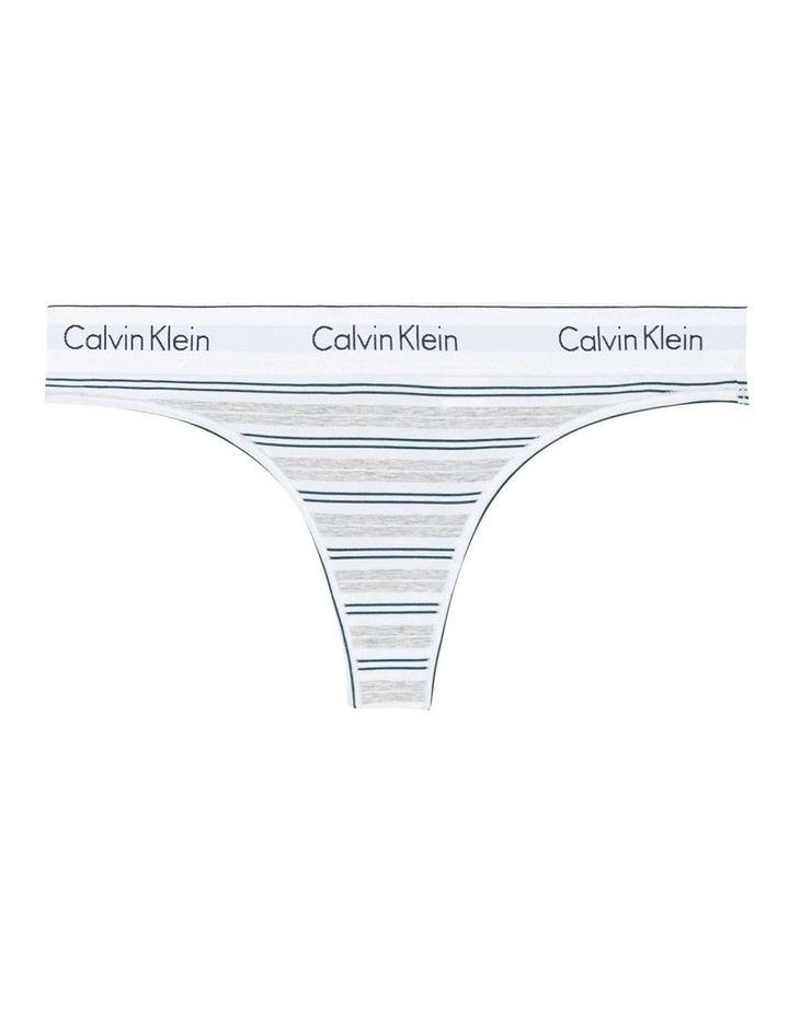 Modern Cotton Thong Brief F3786 image 4