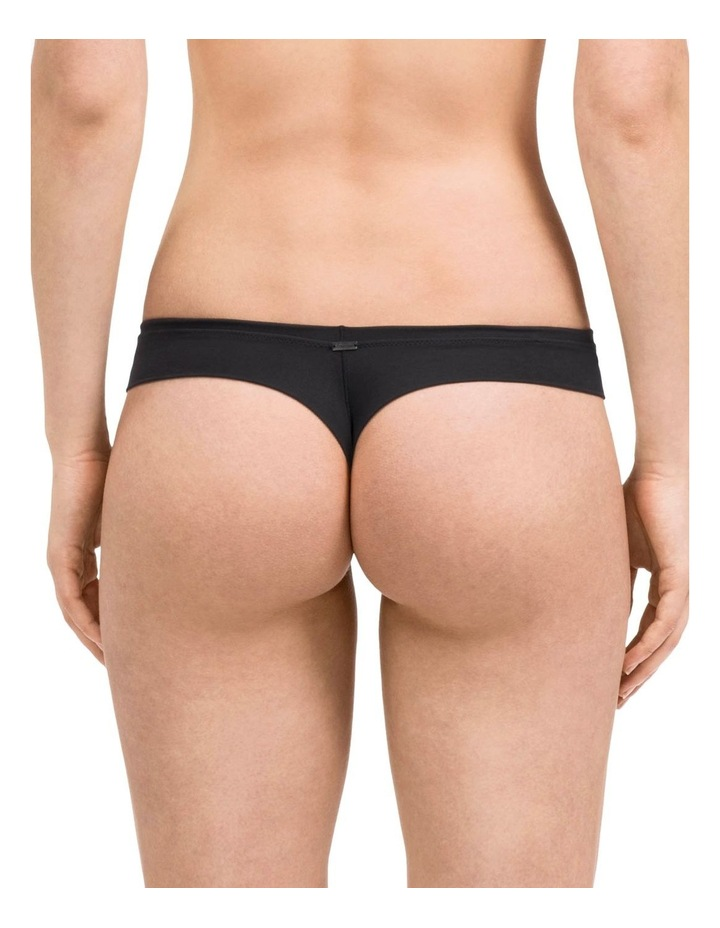 Calvin Klein Perfectly Fit Geo Lace Thong QF5130 image 2