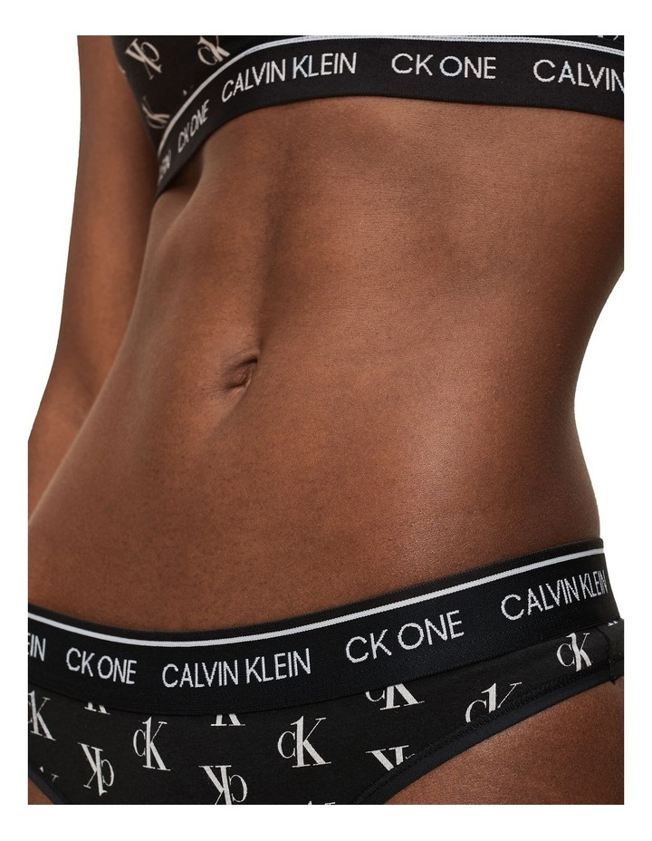 CK One Cotton Thong image 4