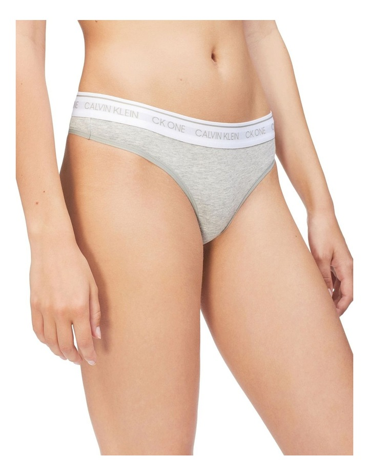 CK One Cotton Thong image 4