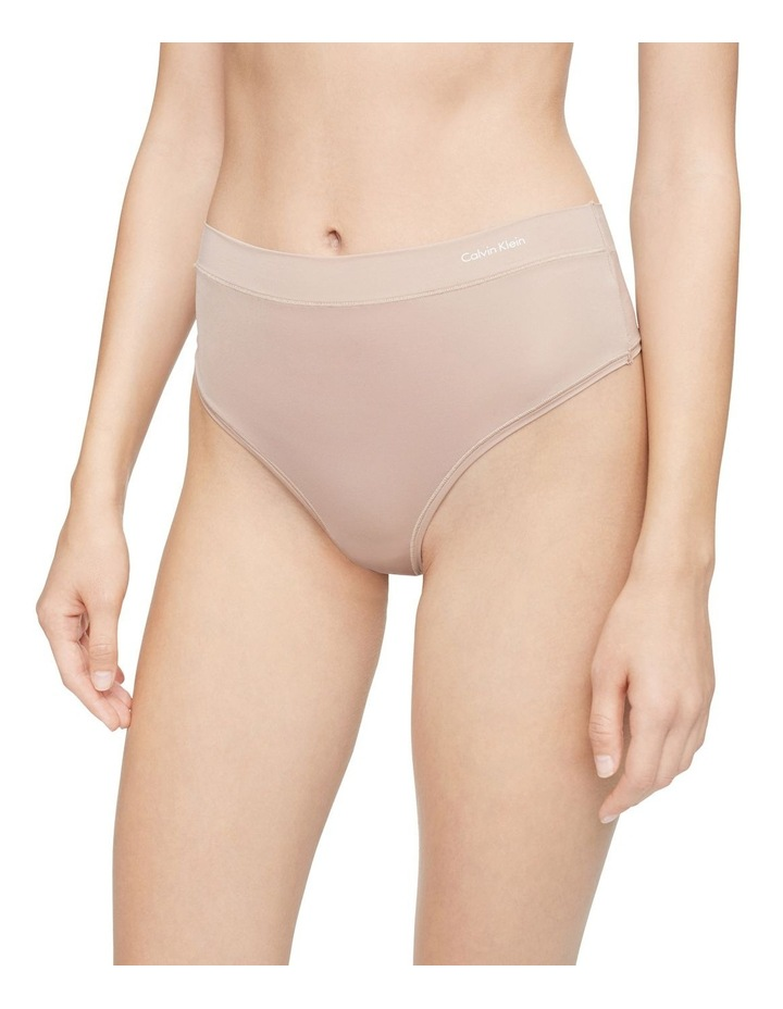 One Size High Waisted Thong image 1