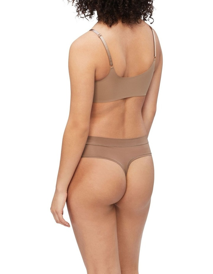 One Size Pant High Waist Thong image 2