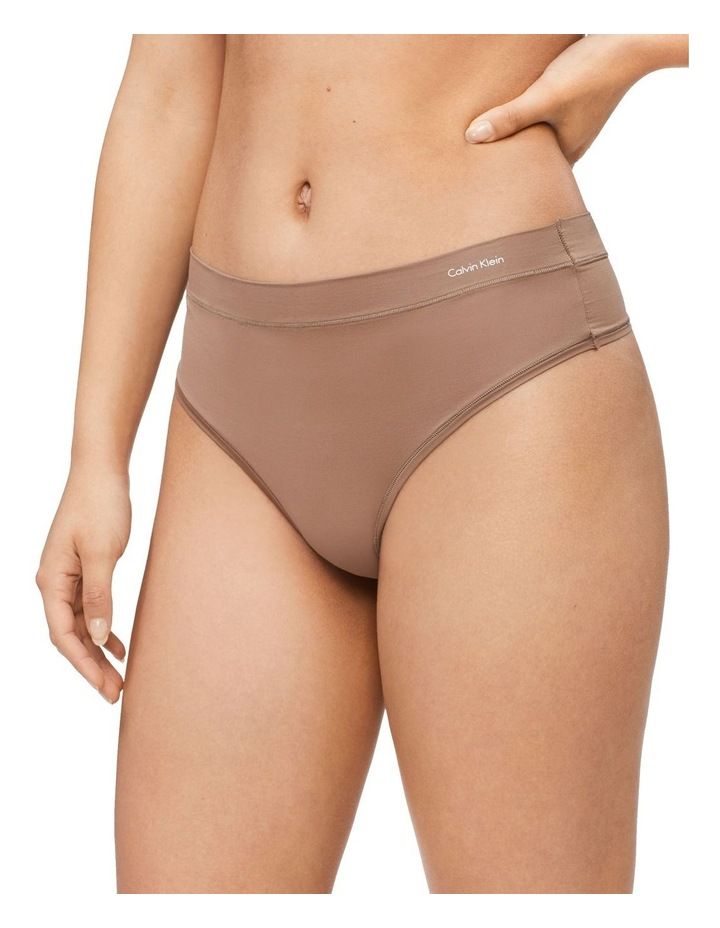 One Size Pant High Waist Thong image 3