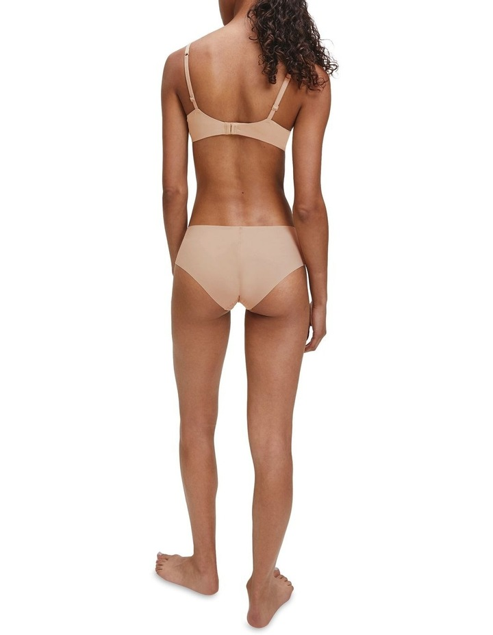 Invisibles Hipster Brief Light Camel image 2