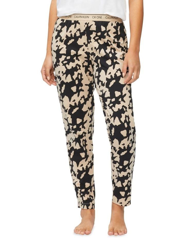 Slim Pyjama Pants image 3