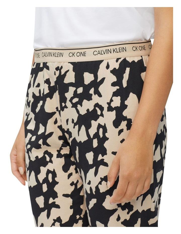 Slim Pyjama Pants image 4
