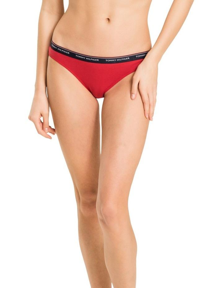 Tommy Hilfiger Essentials 3pk Bikini image 3