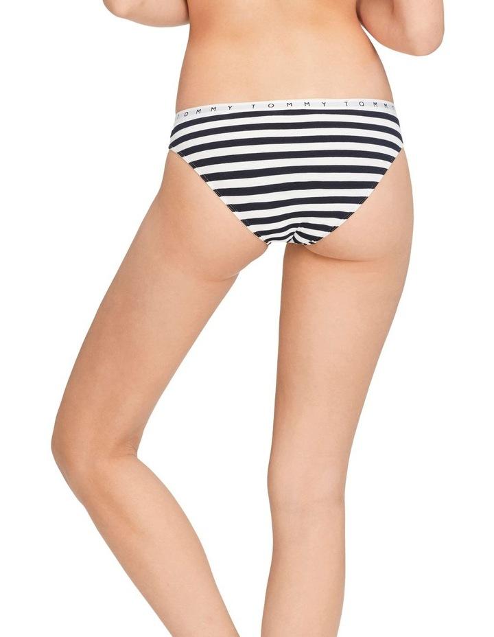 Stripe Logo Bikini Briefs image 2
